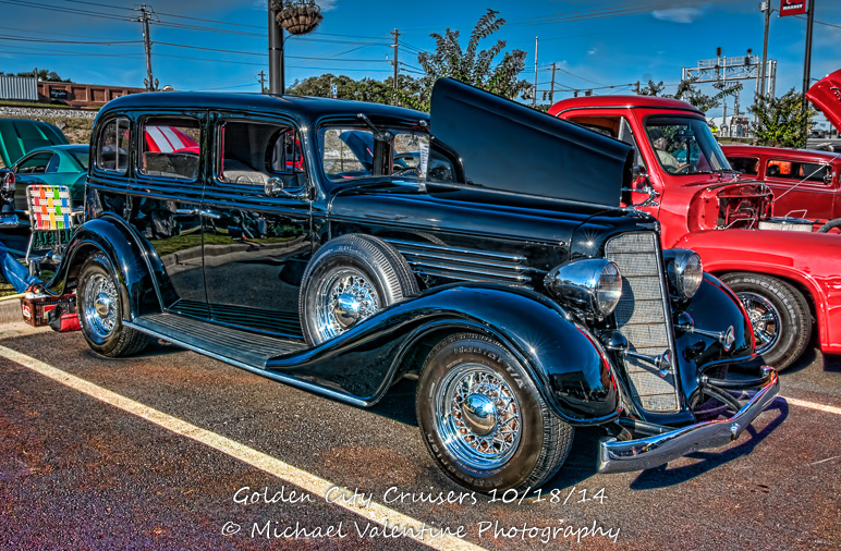 Golden city cruisers car club 10 18 14 for 2386 87 0